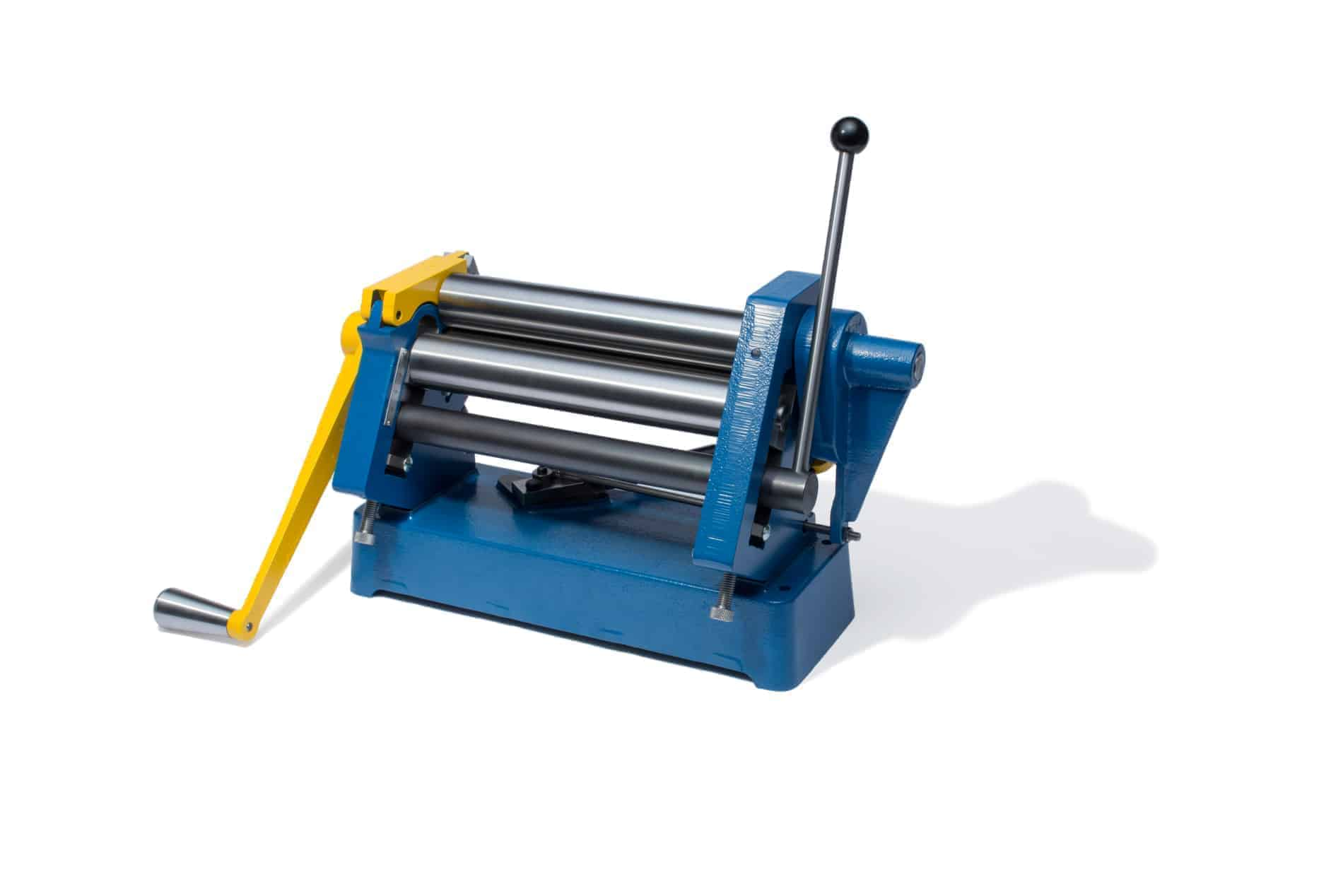 Model 12 Slip Roller Manual Hand Operated Machines Di