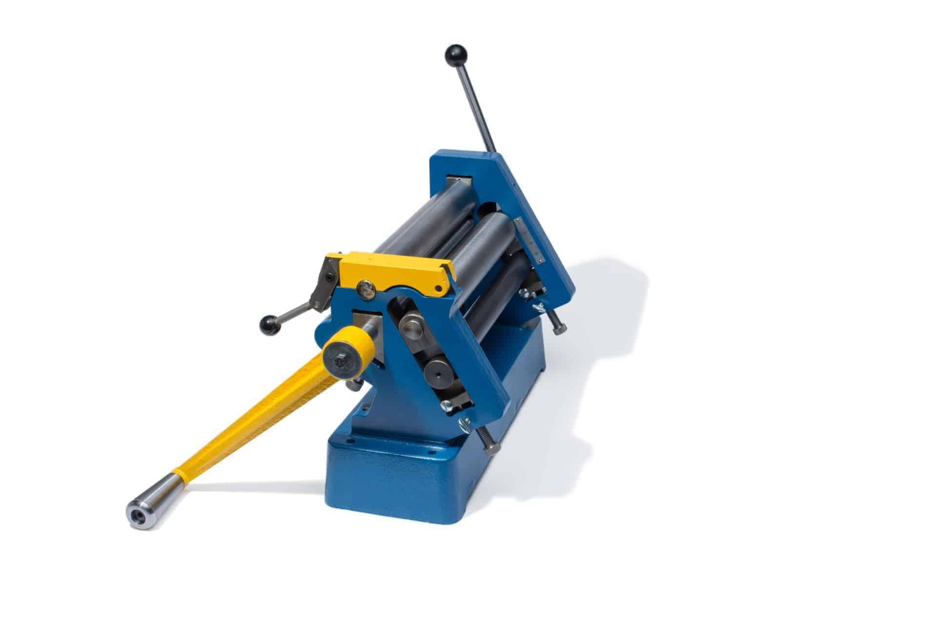 Model 12 Slip Roller Manual Hand Operated Machines Di
